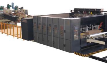 SI-150FFG Flexo printer slotter machine