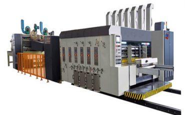 SI-200FFG Flexo printer slotter machine