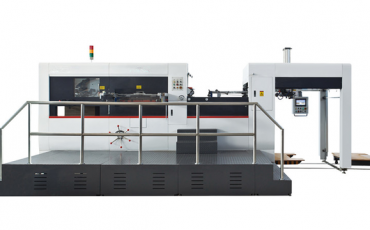 SICD-A Automatic Creasing and Die Cutting