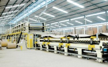 SICL 200-3/5 Corrugated Cardboard Production Line