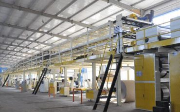 SICL Corrugated Cardboard Production Line