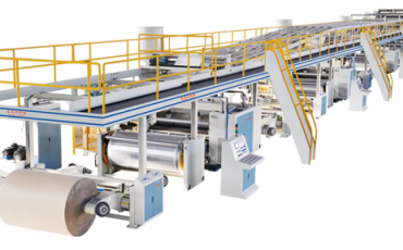 SICL-250-3/5-Corrugated Cardboard Production Line
